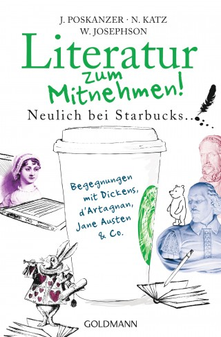 Jill Poskanzer, Nora Katz, Wilson Josephson: Literatur zum Mitnehmen!