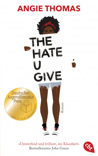 Angie Thomas: The Hate U Give