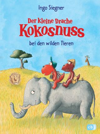 Ingo Siegner: Der kleine Drache Kokosnuss bei den wilden Tieren