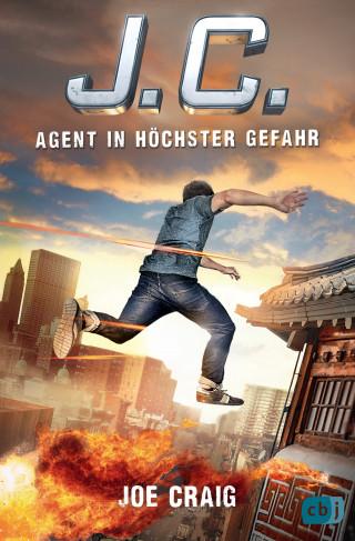 Joe Craig: J.C. - Agent in höchster Gefahr