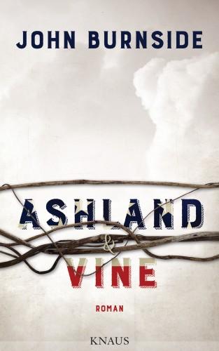John Burnside: Ashland & Vine