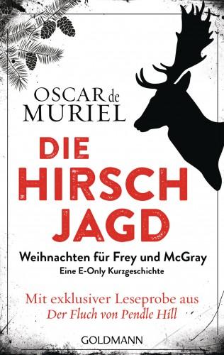Oscar de Muriel: Die Hirschjagd