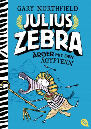 Gary Northfield: Julius Zebra - Ärger mit den Ägyptern