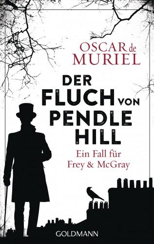 Oscar de Muriel: Der Fluch von Pendle Hill