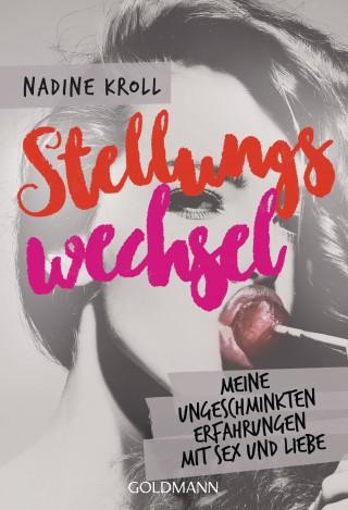 Nadine Kroll: Stellungswechsel