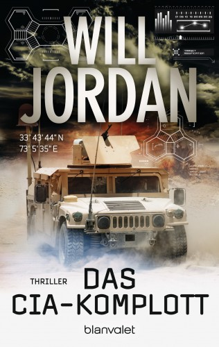 Will Jordan: Das CIA-Komplott