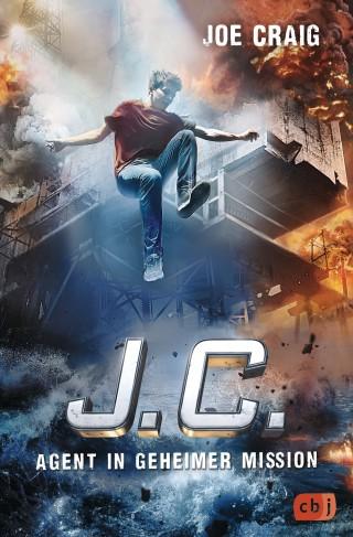 Joe Craig: J.C. - Agent in geheimer Mission