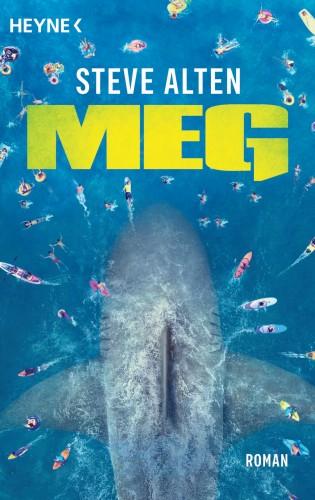 Steve Alten: MEG