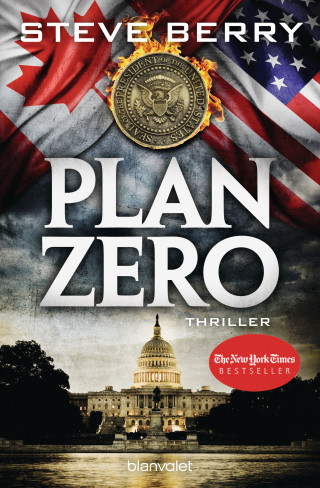 Steve Berry: Plan Zero