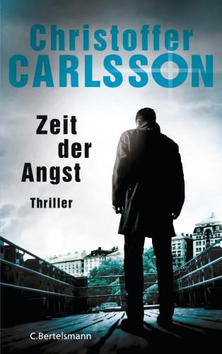 Christoffer Carlsson: Zeit der Angst