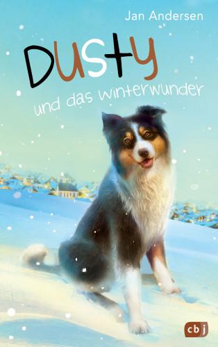 Jan Andersen: Dusty und das Winterwunder