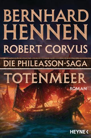 Bernhard Hennen, Robert Corvus: Die Phileasson-Saga - Totenmeer