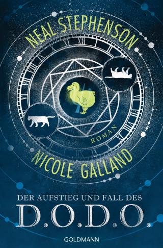 Neal Stephenson, Nicole Galland: Der Aufstieg und Fall des D.O.D.O.