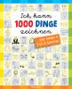 Norbert Pautner: Ich kann 1000 Dinge zeichnen.Kritzeln wie ein Profi!