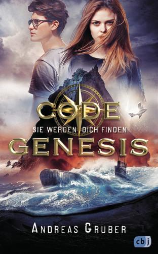 Andreas Gruber: Code Genesis - Sie werden dich finden