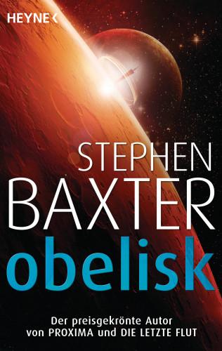 Stephen Baxter: Obelisk