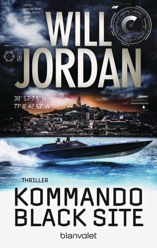 Will Jordan: Kommando Black Site