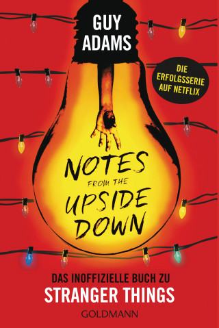 Guy Adams: Notes from the upside down