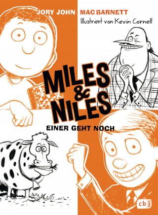 Jory John, Mac Barnett: Miles & Niles - Einer geht noch
