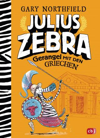 Gary Northfield: Julius Zebra - Gerangel mit den Griechen