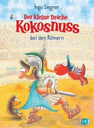 Ingo Siegner: Der kleine Drache Kokosnuss bei den Römern