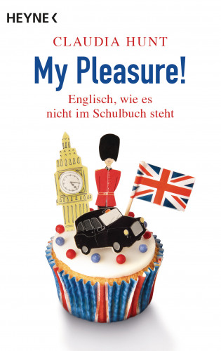 Claudia Hunt: My Pleasure!