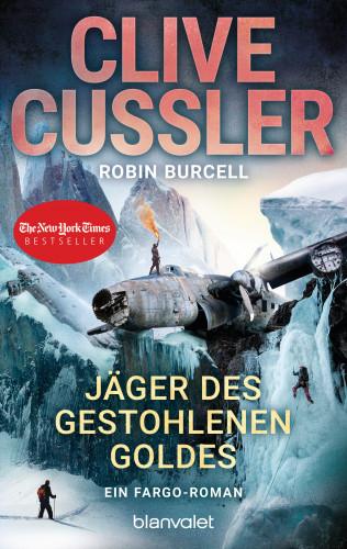 Clive Cussler, Robin Burcell: Jäger des gestohlenen Goldes