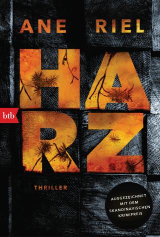 Ane Riel: Harz