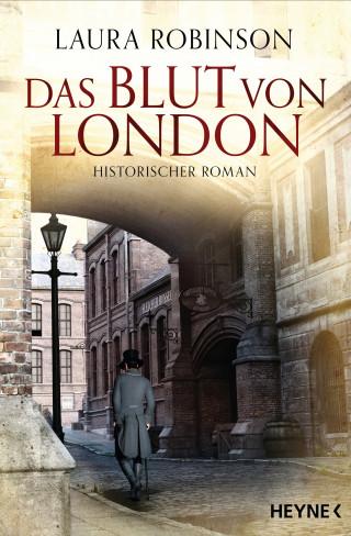 Laura Robinson: Das Blut von London
