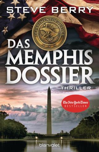 Steve Berry: Das Memphis-Dossier