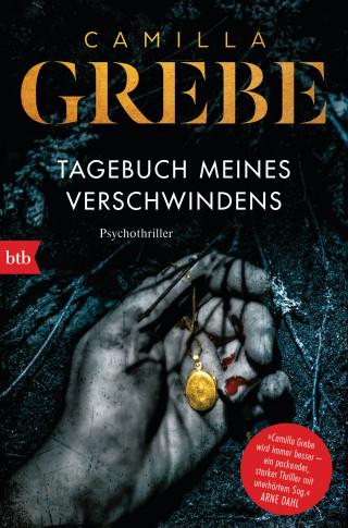 Camilla Grebe: Tagebuch meines Verschwindens