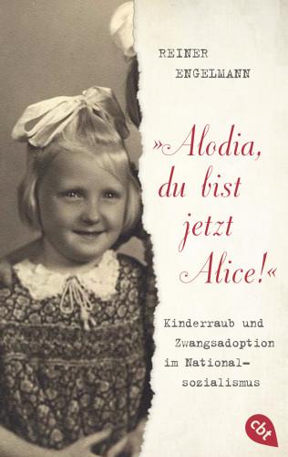 """Reiner Engelmann: """"Alodia, du bist jetzt Alice!"""""""
