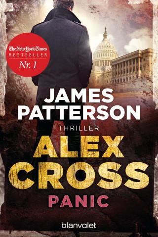 James Patterson: Panic - Alex Cross 23