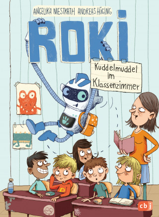 Andreas Hüging, Angelika Niestrath: ROKI - Kuddelmuddel im Klassenzimmer