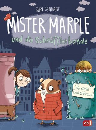 Sven Gerhardt: Mister Marple und die Schnüfflerbande - Wo steckt Dackel Bruno?