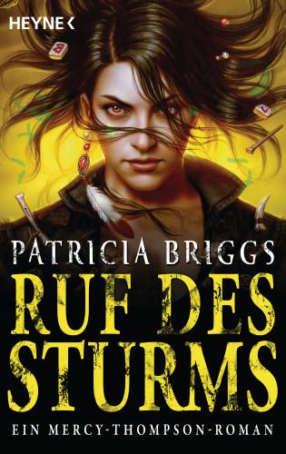Patricia Briggs: Ruf des Sturms