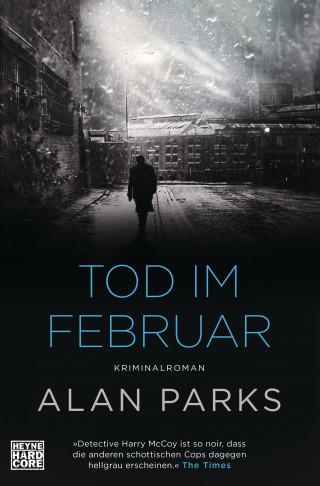 Alan Parks: Tod im Februar