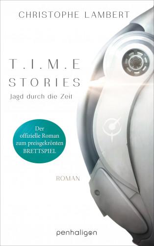 Christophe Lambert: T.I.M.E Stories - Jagd durch die Zeit