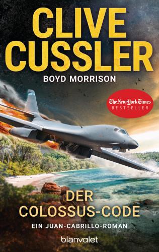 Clive Cussler, Boyd Morrison: Der Colossus-Code
