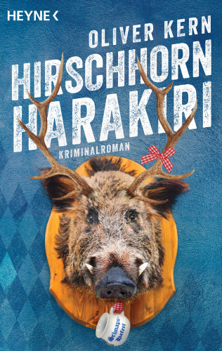 Oliver Kern: Hirschhornharakiri