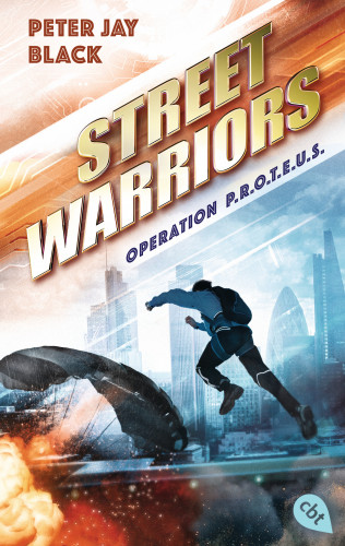 Peter Jay Black: Street Warriors - Operation P.R.O.T.E.U.S.