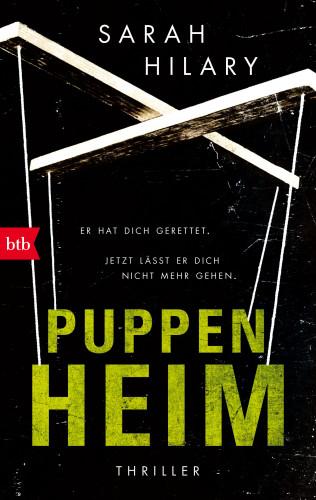 Sarah Hilary: Puppenheim