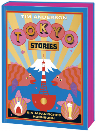 Tim Anderson: TOKYO