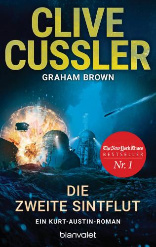 Clive Cussler, Graham Brown: Die zweite Sintflut