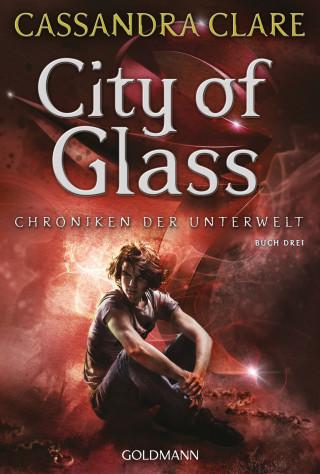 Cassandra Clare: City of Glass
