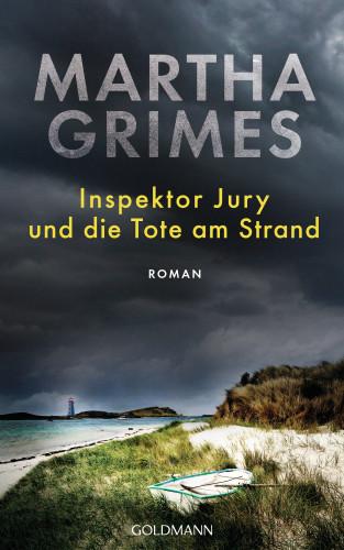 Martha Grimes: Inspektor Jury und die Tote am Strand