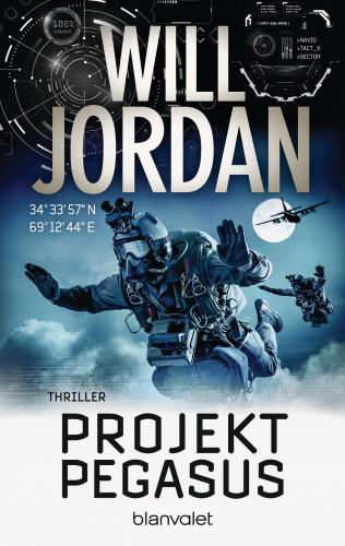 Will Jordan: Projekt Pegasus