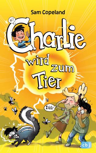 Sam Copeland: Charlie wird zum Tier