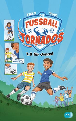 THiLO: Die Fußball-Tornados - 1:0 für Jonas