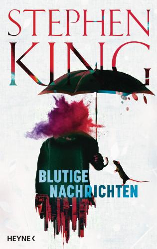 Stephen King: Blutige Nachrichten